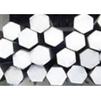 Wholesale Peeled / Polishing Hexagonal Steel Bar , 300 Series Stainless Steel Hex Bar from china suppliers