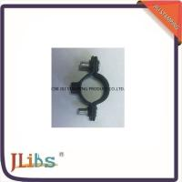 Wholesale 8mm - 54mm M6 Single Pipe Clamp Fittings Black Coating Without Screw from china suppliers