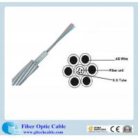China 48 core G652D fiber optic overhead ground wire opgw cable price on sale