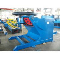 Wholesale Industrial Automated Welding Rotators Positioners 2.5 Ton Loading Capacity from china suppliers