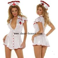 Buy cheap Naughty Sexy Nurse Costume MB-5145 from wholesalers
