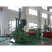 Wholesale 1500kg / h 400KW Alloy wear ring 160L Internal Mixer Machine Thin oil lubrication system from china suppliers