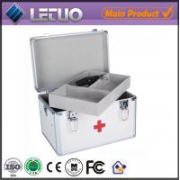 Wholesale 2015 new products aluminum case large tool box emergency medical kit from china suppliers