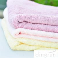 Wholesale AZO Free 100% Cotton Bath Towels Dry Fast All Ages OEM / ODM Available from china suppliers