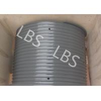 Wholesale Deck Machinery Winch Lebus Sleeve Steel Wire Rope Split Sleeve from china suppliers