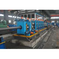 Wholesale Full Automatic ERW Pipe Mill Making Machine ERW165 Rectangular Shape from china suppliers
