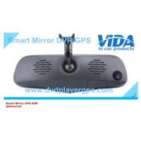 Wholesale auto-dimming rearview mirror car dvr with car camera and high digital Panel MP5 from china suppliers