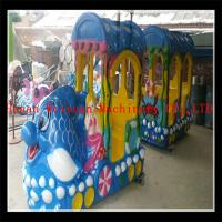 Buy cheap 8% discount supply electric track train under sea world train ride for sale from wholesalers