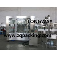 Wholesale Water Bottling equipment into PET bottle 100ml -2000ml from china suppliers