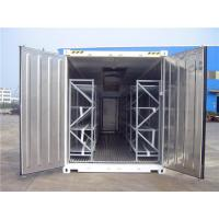 Wholesale Refrigerated Cold Processing Mobile Cooler Trailer For Meat Fishing Cooler from china suppliers