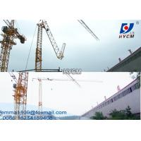 Wholesale 3TONS Self Erecting Tower Cranes QTK25 For Low Building Construction Set from china suppliers