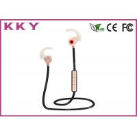 Wholesale 4.2 Ear Hook Earphones / Wireless Running Headphones Lightweight Multi Colors from china suppliers
