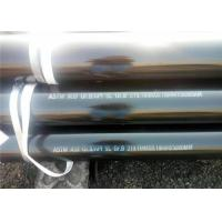 Wholesale 1/4-32 Inch ERW Steel Pipe API 5L ASTM A53 Grade Line Pipes Or Structure Pipes , Small Or Big Diameter from china suppliers
