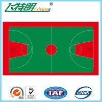 Wholesale All Weather Polyurethaning Floors Anti - Slip Floor Paint Gym Sports Flooring from china suppliers