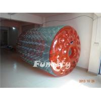 Wholesale 0.8 or 1.0mm Thickness TPU Inflatable Water Roller Customized Size from china suppliers