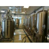 Wholesale Stainless steel or copper 300L beer brewing machine for craft beer micro brewery from china suppliers