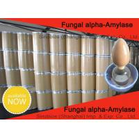 Buy cheap Animal Nutrition Feed Grade Fungal Alpha Amylase Enzyme 100,000U/G SINOzym from wholesalers