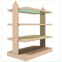 Wholesale Mini High Heel Shoes Wooden Display Racks with acrylic sheet from china suppliers