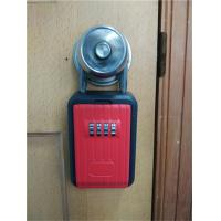 Wholesale Keyless Real Estate Coded Smart Key Lock Box Outside Lightweight Cover from china suppliers