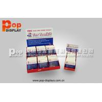 Wholesale Durable Tray Cardboard Magazine Display Counter Box For Holding Promotional Cards from china suppliers
