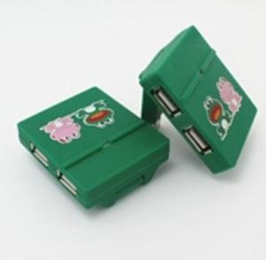 Buy cheap 2.0 USB HUB 4 port from wholesalers