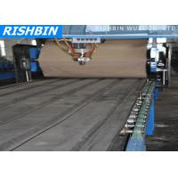 Wholesale Galvanized Color Steel PU Sandwich Panel Machine For Roof Wall Panels from china suppliers