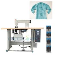 Wholesale Ultrasonic Sewing Machine , Portable Sewing Machine For Surgical Gowns UFM1500 from china suppliers