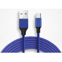 Wholesale 3.3Feet Nylon Braided Micro USB Data Cable Android Charging Cord for Samsung Galaxy S7  from china suppliers