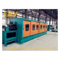 Wholesale 20Ton 1.6M/S Copper Tube Rolling Mill , Small Copper Pipe Cold Drawing Machine from china suppliers