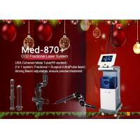 Wholesale USA Coherent Metal Tube Co2 Fractional Laser Machine for Scar Removal from china suppliers