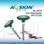 Solar Snakes Repeller with LED Light
