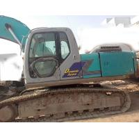 Wholesale SK230-6e used kobelco excavator for sale Digging machin from china suppliers