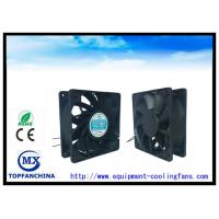Wholesale High Temperature  - 40 ~ + 130 ℃ 12V / 24V / 48V DC Brushless Fans 120mm X 120mm X 38mm from china suppliers