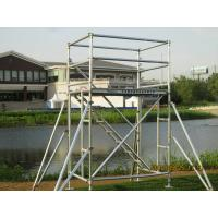 Wholesale Durable Scaffold Platform / Climbing Scaffold For Maintenance houses hotels from china suppliers
