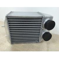 Wholesale Aluminum Auto Water Intercooler Core For Audi / Renault 200mm X 204mm X 118mm from china suppliers