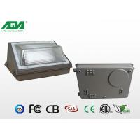 Wholesale High Brightness Led Exterior Wall Lights , Surface Mount Led Wallpack Light from china suppliers
