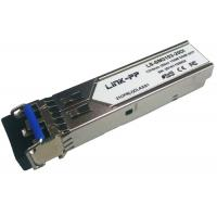 Wholesale 155Mbps SFP Transceiver Single Mode 20km Reach 1310nm Industrial Tepm from china suppliers