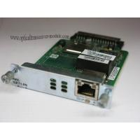 Wholesale Expansion ISM Cisco Network Modules HWIC-1CE1T1-PRI CE Certification from china suppliers