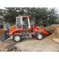 Quality 4 wheel drive wheel loader with 0.7 m3 bucket capacity for sale