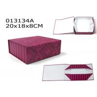 Wholesale Custom Square Folding Large Gift Boxes With Lids , Storage Paper Boxes Gift Packaging from china suppliers