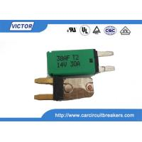 Wholesale VDE V7AM Thermal Protector Normally Closed / Normally Open Thermal Fuse Color Code from china suppliers