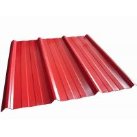 Wholesale High Precision Metal Roofing Sheets Corrugated Customized Shape from china suppliers