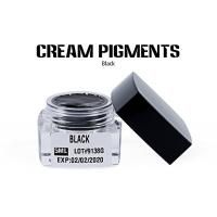 Wholesale OEM Availble Black Cream Permanent Cosmetic Pigments For Eyebrow from china suppliers