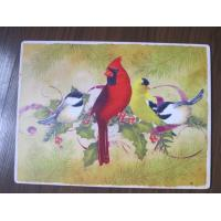 Wholesale Decoration Wooden Placemats And Coasters , Protects Table From Water Marks from china suppliers