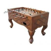 China 4pcs small balls sportcraft foosball tournament  soccer table with 6 justers for children on sale