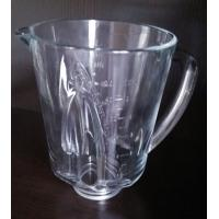 Wholesale Durable Transparent  Borosilicate Pyrex Glass Mug With Handle Heat Resistant from china suppliers