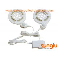 Wholesale Dimmable Motion Activated Bed Light LED Strip for Bedroom Night Light Amber for Baby from china suppliers