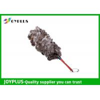 China Eco Friendly Ostrich Feather Duster With Wooden Handle OEM / ODM Acceptable on sale