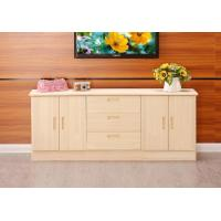 Wholesale Contemporary Side Tables For Living Room , 3 Drawer Bedside Table Bookcase from china suppliers