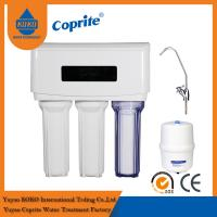 Wholesale Household 50GPD 5 stage Reverse Osmosis Filter System With Cover from china suppliers
